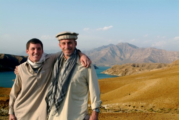 Want to see Afghan men get emotional? Introduce them to your son who you have brought over becuase you think the country and its people are so impressive you wanted him to experience it too.  My son Logan has been here for two months and loves it.  One of his goals is to have the first Afgahn ultimate frisbee game in Central Asia