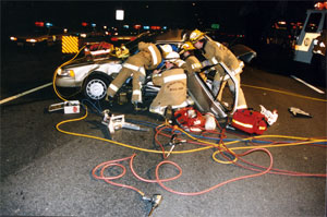I am a proud former member of the Bethesda Chevy Chase Rescue Squad and have some experience at dealing with motor vehicle accidents involving fatalities