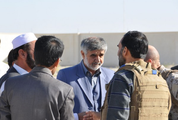 The Governor of Nimroz Province