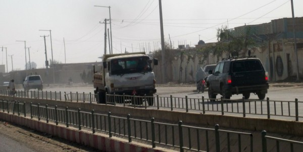 Riding in a B6 armored SUV provides exactly the same level of security as a TSA groping. The villains here shoot armor piercing rounds and tend to open ambushes with RPG's or IED's large enough to flip an MRAP. Armored SUV's provide no protection against Taliban weapons, they stand out in normal traffic making them easy to ID and are sealed which prevents the use of weapons unless outside the vehicle