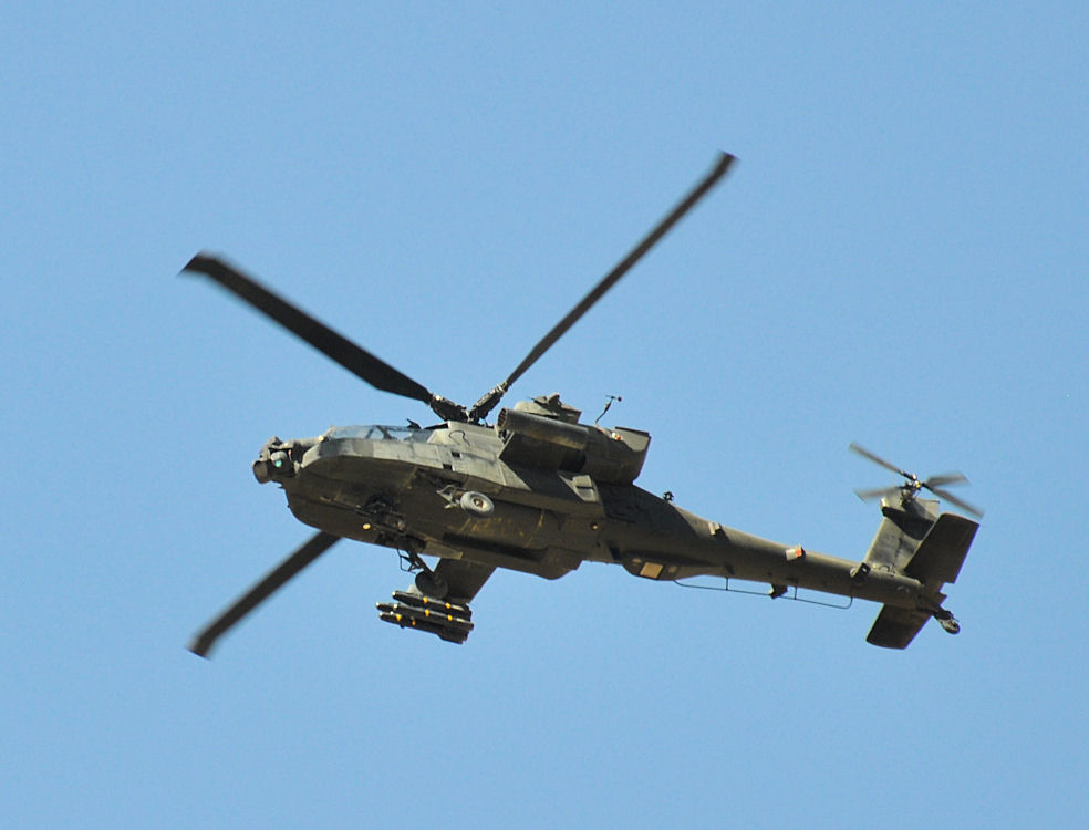 Panjawayi Tim tells us this is the enduring image of the Kandahar siege. 24/7 helicopter gunship coverage overhead