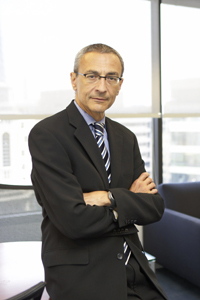 The CEO of The American Enterprise Institute and noted Afghan Expert John Podesta - we remember him from back in the days when he was Clinton's CoS - looks like he's aged well - a sleek no doubt savvy burecratic infighter to be sure. But he doesn't know a damn thing about Afghanistan. But he makes over a mil a year passing himself off as an expert - the ruling class in action no?