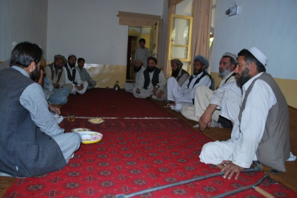 Maliks of Sherzad district